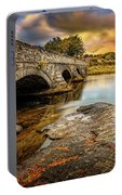 Pont Pen-y-llyn Bridge Snowdonia Portable Battery Charger