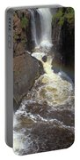 Pool At The Falls  Portable Battery Charger