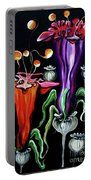 Poppies Fantasy.. Portable Battery Charger