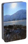 Portage Lake Alaska Portable Battery Charger