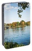 Potsdam - Havel River / Glienicke Bridge Portable Battery Charger