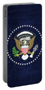 President Seal Eagle Portable Battery Charger