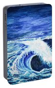 Promethea Ocean Triptych 1 Portable Battery Charger