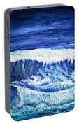 Promethea Ocean Triptych 2 Portable Battery Charger