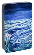 Promethea Ocean Triptych 3 Portable Battery Charger