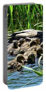 Proud Mother Duck Portable Battery Charger