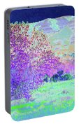 Purple Tree Reverie Portable Battery Charger