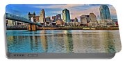 Queen City 2019 Portable Battery Charger
