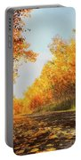 Quiet Time Portable Battery Charger by Rick Furmanek