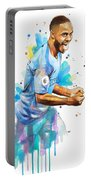 Raheem Sterling, Manchester City Portable Battery Charger