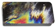 Rainbow Explosion Portable Battery Charger