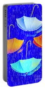 Rainy Day Parade Portable Battery Charger