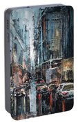 Rainy Expression Portable Battery Charger