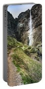 Raysko Praskalo Waterfall, Balkan Mountain Portable Battery Charger