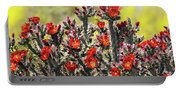 Red Hot Cholla  Portable Battery Charger