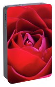 Red Rose 3 Portable Battery Charger