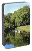Reflections Of Bridgewater Canal - 1 Portable Battery Charger