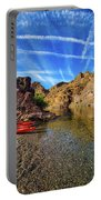 Reflections On The Colorado River Portable Battery Charger