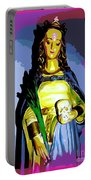 Religious Vision Portable Battery Charger