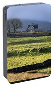 Ribblehead Station And Ingleborough North Yorkshire Portable Battery Charger