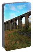 Ribblehead Viaduct On The Settle Carlisle Railway North Yorkshire Portable Battery Charger