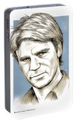 Richard Dean Anderson Color Portable Battery Charger