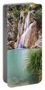 River Neda Waterfalls Portable Battery Charger