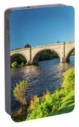 River Tay, Dunkeld, Perthshire Portable Battery Charger