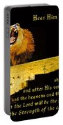 Roar From Zion Joel 3 Portable Battery Charger