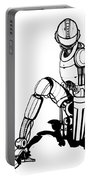 Robot Portable Battery Charger