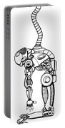 Robot Charging Portable Battery Charger