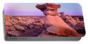 Rock Formations, Bisti Badlands, New Portable Battery Charger