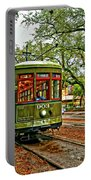 Rollin' Thru New Orleans Portable Battery Charger