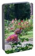 Rome Rose Garden Portable Battery Charger