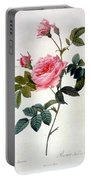 Rosa Inermis Portable Battery Charger