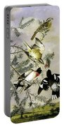 Rose-breasted Grosbeak Portable Battery Charger