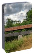 Rothenburg Covered Bridge Portable Battery Charger