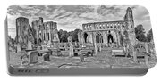Ruins Of A Cathedral, Elgin Cathedral Portable Battery Charger