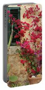 Rustic Life - Flowers Portable Battery Charger