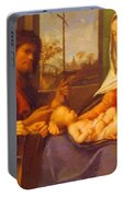 Sacred Conversation 1505 Portable Battery Charger