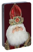 Saint Nick Portable Battery Charger