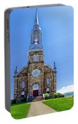Saint Peter's Catholic Church Portable Battery Charger
