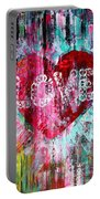 Saint Valentines Day Portable Battery Charger