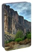 Santa Elena Canyon Portable Battery Charger