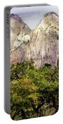 Scenic Zion - Mount Carmel Highway Drive 4 Portable Battery Charger
