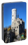 Schloss Lichtenstein Portable Battery Charger