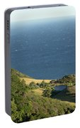 Sea View Pond Portable Battery Charger