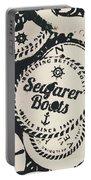 Seaside Sailors Badge Portable Battery Charger