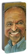 Self Caricature Portable Battery Charger