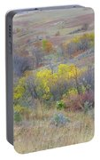 September Perfection On The Western Edge Portable Battery Charger